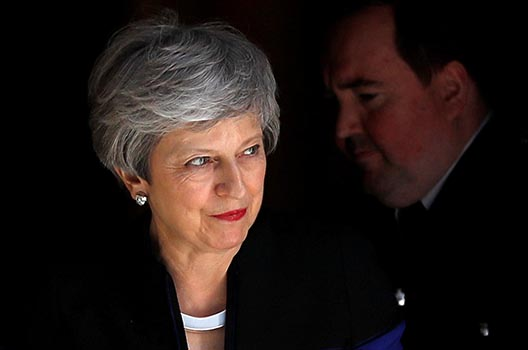 A political death warrant for Theresa May – and Brexit?