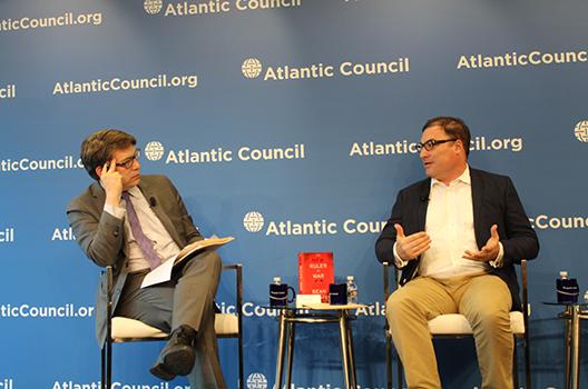 Experts debate the future of global warfare