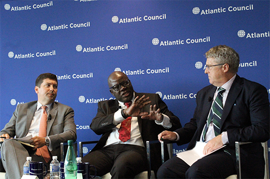 Expert panel discusses the state of democracy in Africa