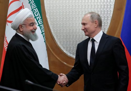 The evolving Iranian strategy in Syria: A looming conflict with Israel