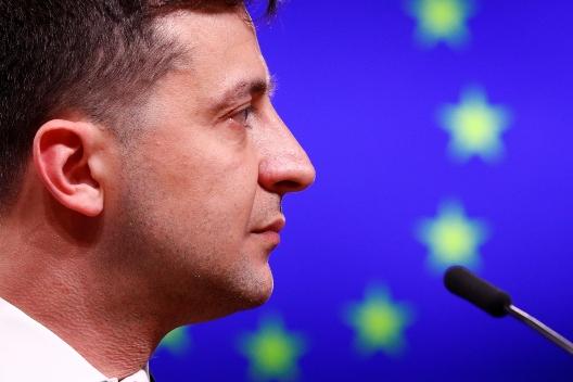 Zelensky, Zelenskiy, Zelenskyy: spelling confusion doesn't help Ukraine