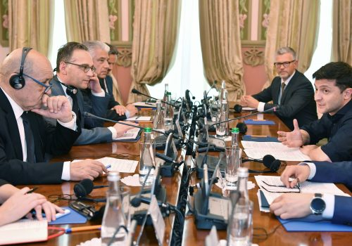 Russia-Ukraine Paris peace talks: The view from Berlin