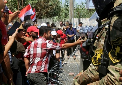 Iraq protests: How should the government and the US respond?