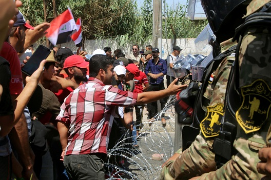 Will Iraq have an uprising after sixteen years of political, social, and economic disillusionment?