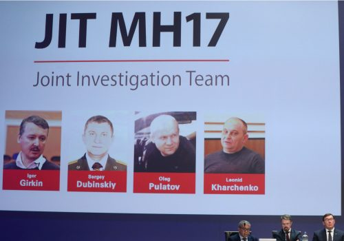 """""""You Can't Get Away with Something Like This,"""" Families of MH17 Victims Remind Russia"""