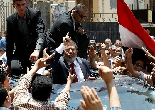 Reactions to Morsi's death: Truth became a victim