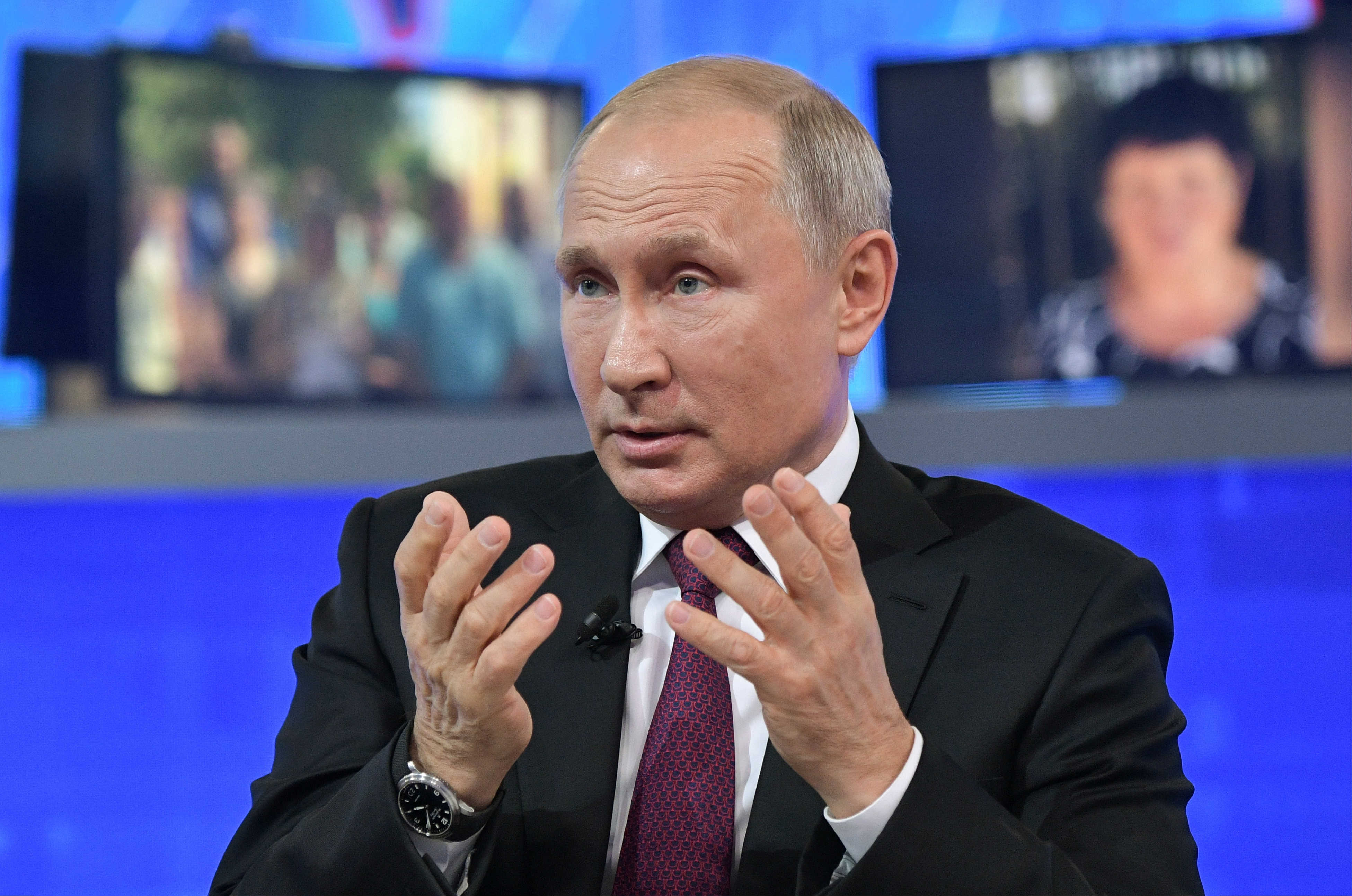 Putin finally tells Russians the truth (sort of)