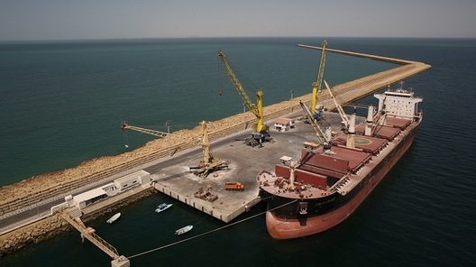 Iran looks to Chabahar and a new transit corridor to survive US sanctions
