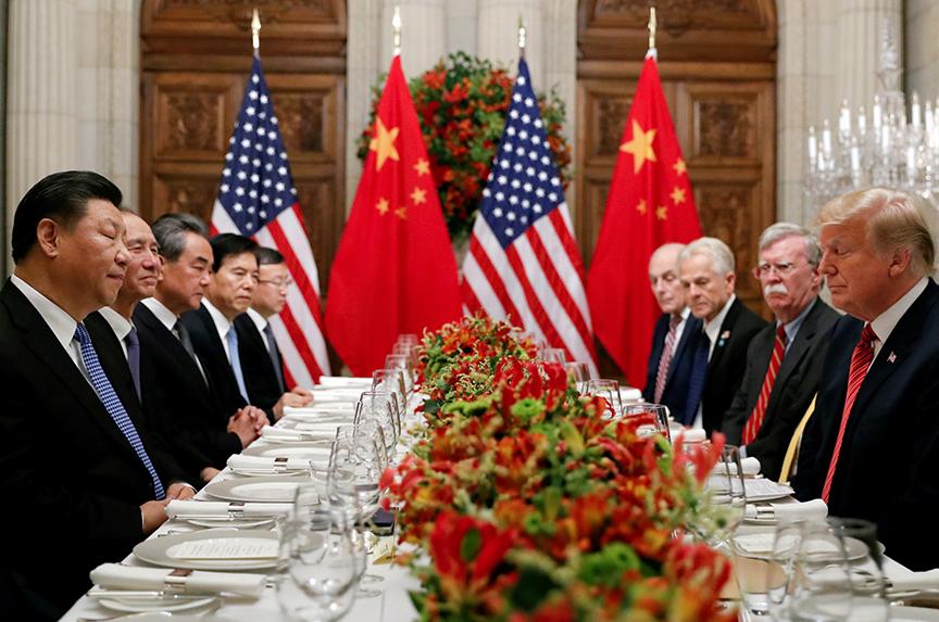 The US-China trade wars