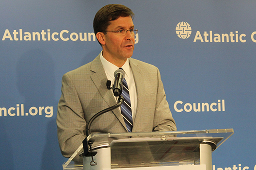 What to expect from Acting Secretary of Defense Mark Esper