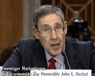 Ambassador Herbst Testifies Before Senate Foreign Relations Committee on Ukraine's Progress/Russia's Malign Activities