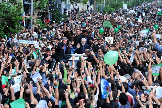 A decade after Iran's Green Movement, some lessons