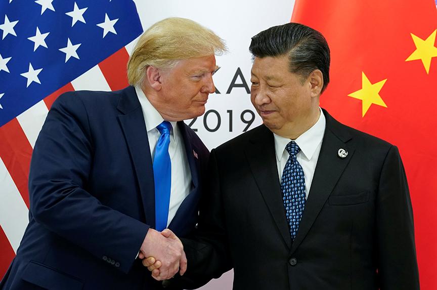Trump, Xi pause US-China trade war