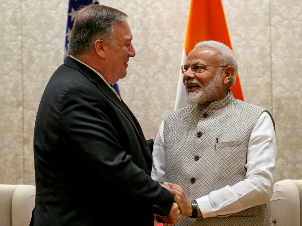 The United States has few good options when it comes to India's plans to purchase a Russian missile defense system