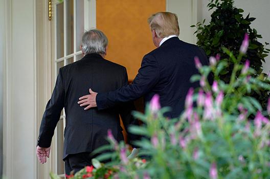 Washington's WTO frustrations a key stumbling block in transatlantic trade ties