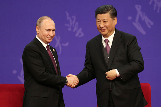 Special edition: Xi and Putin's budding bromance