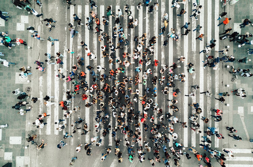 Reaching one billion people in ten years: We have to try