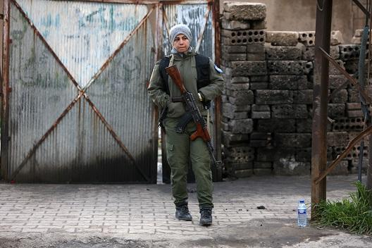 Liquidating American leverage in Northeastern Syria