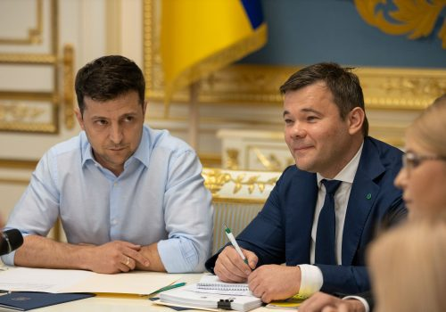 Why Zelenskyy needs a new chief of staff now