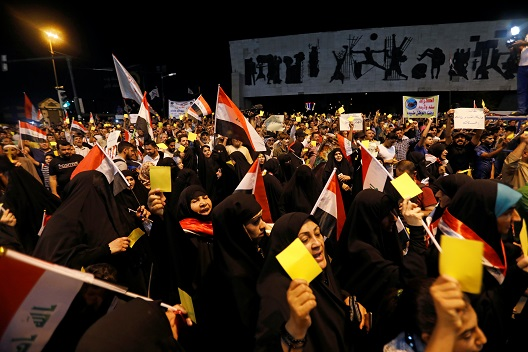 A shift in Iraqi politics: An opposition emerges