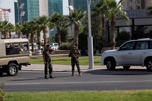 Expert rapid response: Erbil attack
