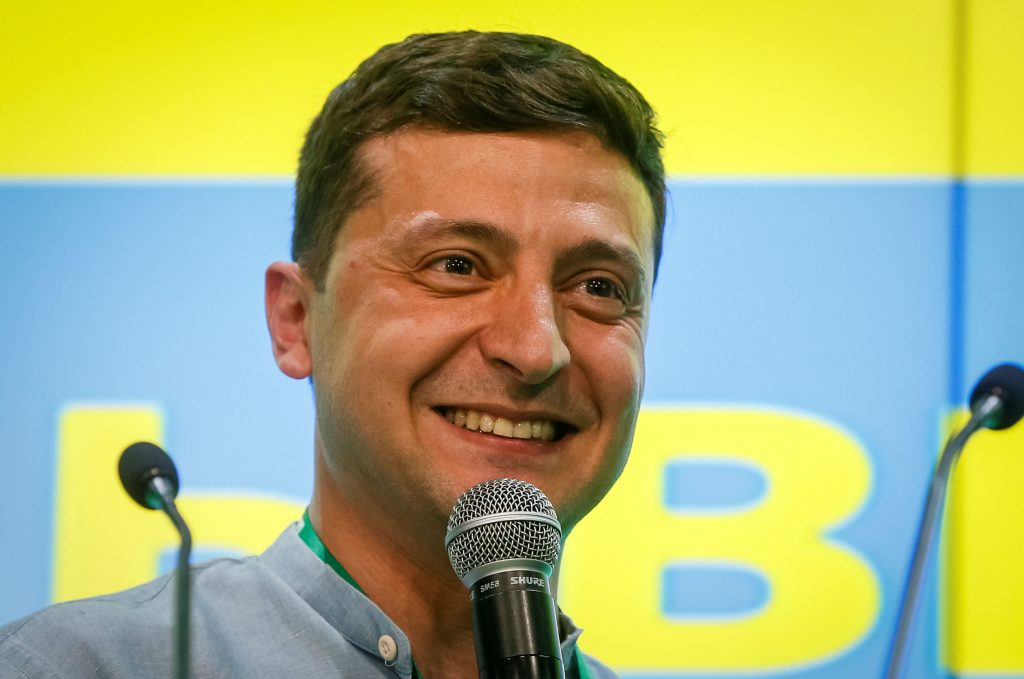 Q&A: Comedian's party wins big again in Ukraine. Why and what's next?