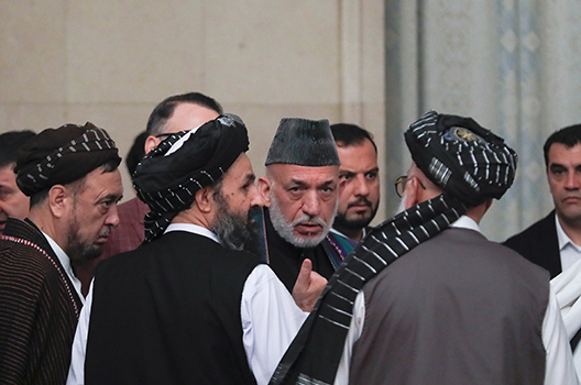 An Afghan opening: opportunities, challenges, and pitfalls