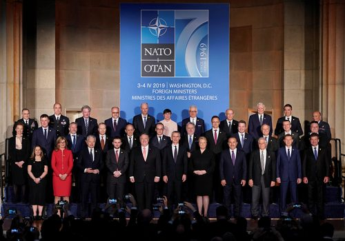 Ullman in UPI: NATO must recognize Russia as political, economic threat