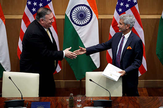 Trade at a crossroads: A vision for the US-India trade relationship