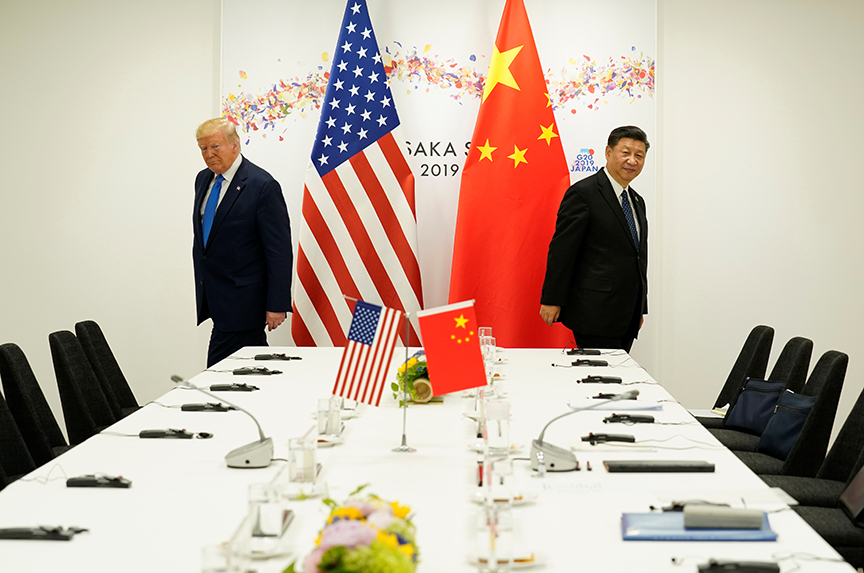 A financial statecraft strategy for the United States to address the rise of China