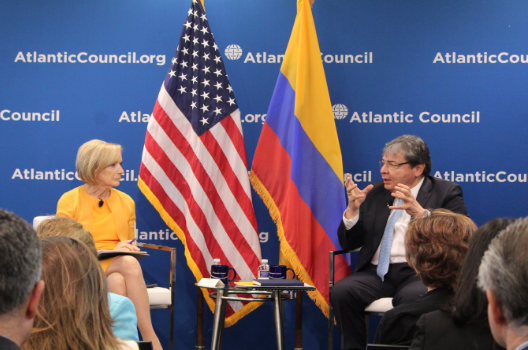 The US-Colombia partnership: From Venezuela's crisis to counter-narcotics efforts