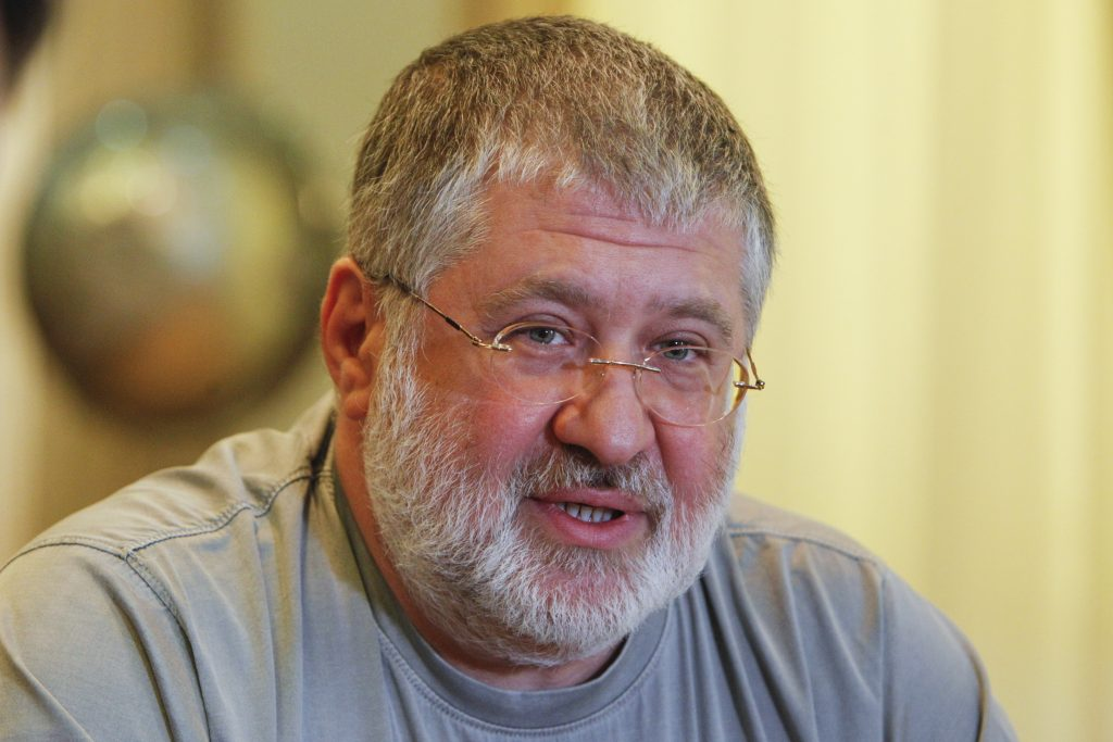 The craft of Kolomoisky