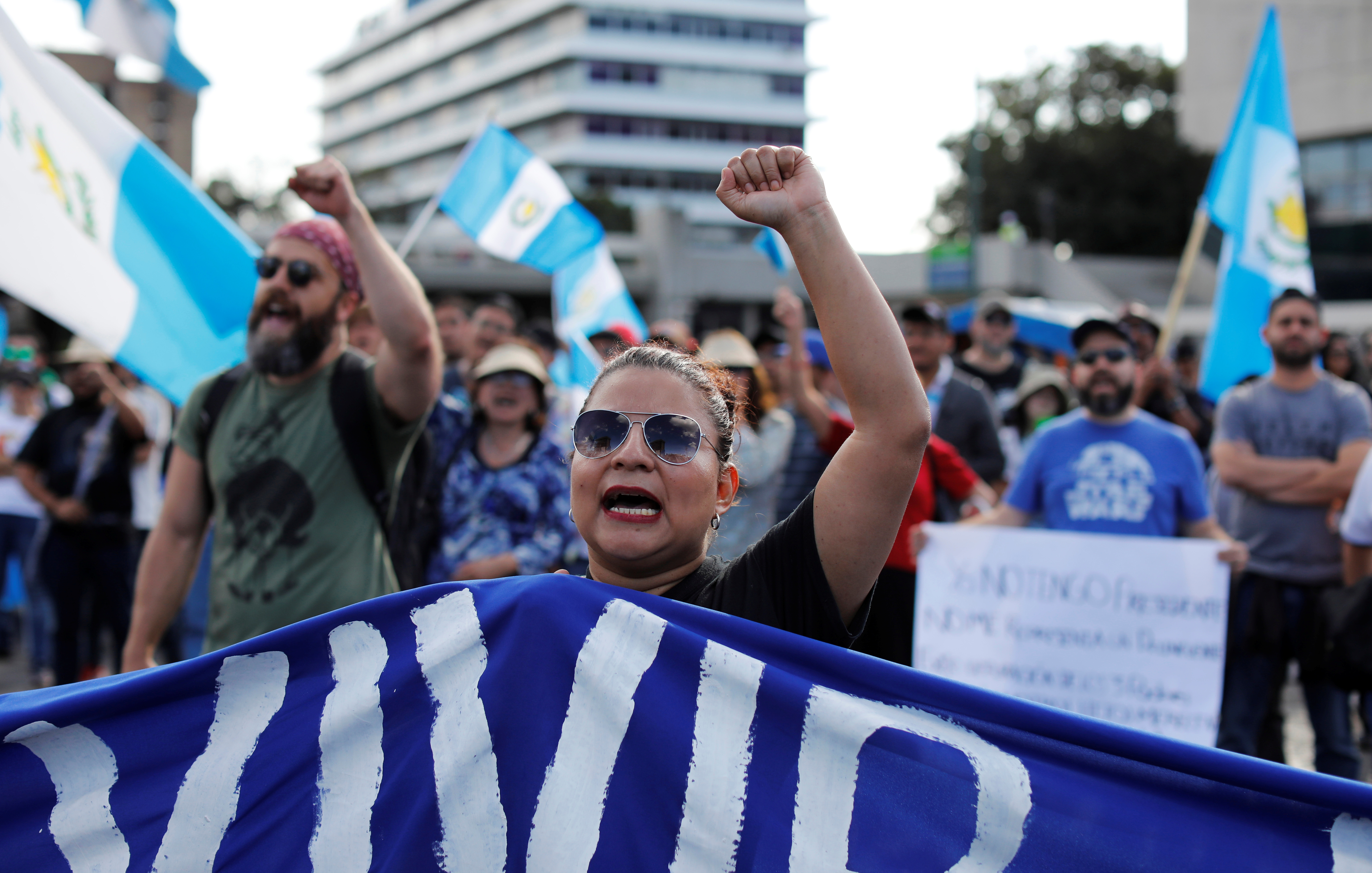 Guatemala's anti-corruption commission is ending, but the fight will go on