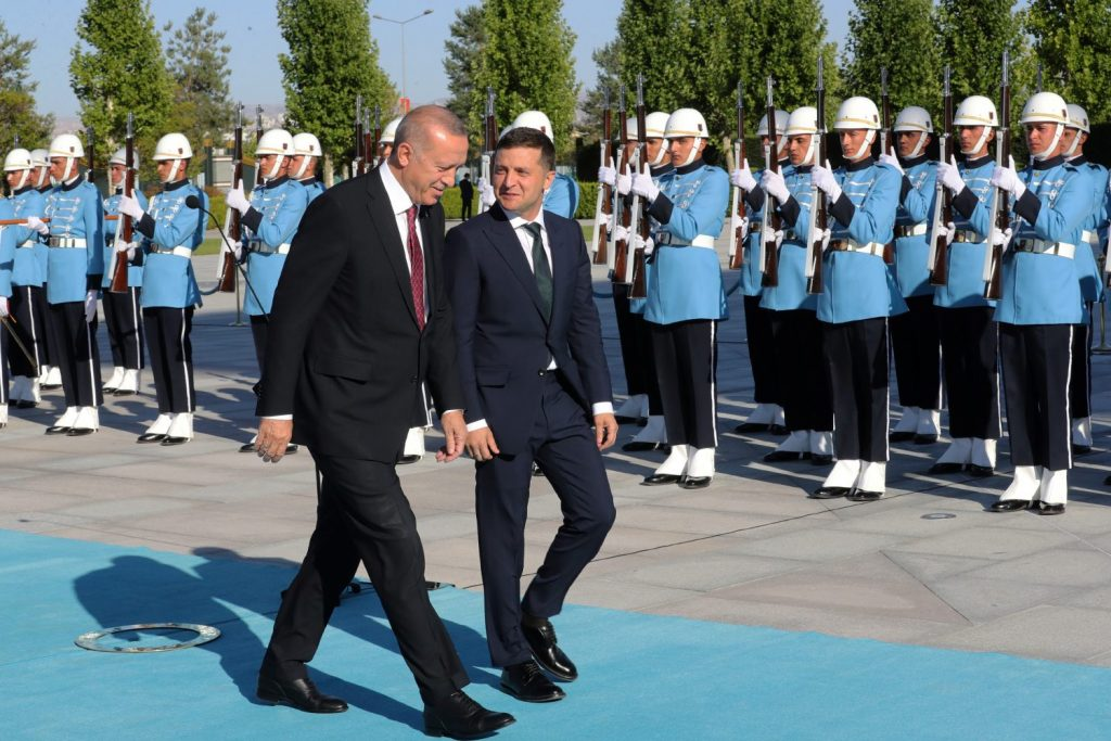 Preparing for the US-Ukraine summit