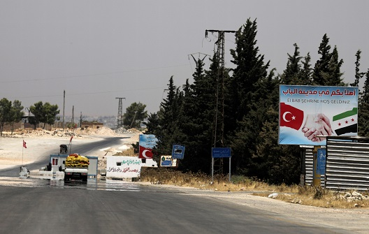 Syrians at the Turkish border: humiliation, torture, and death