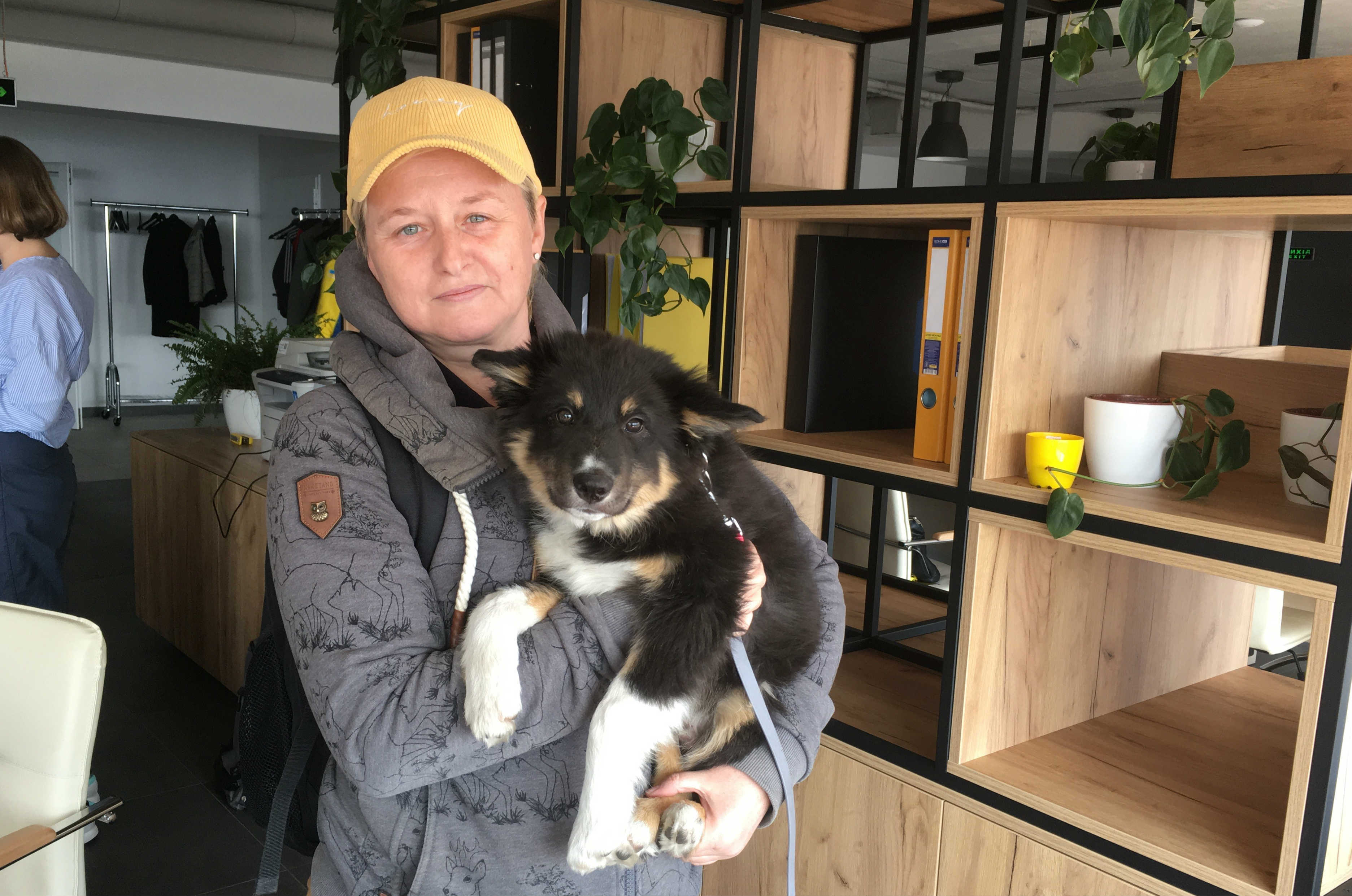 Many ills for Ukraine's veterans but one place to look for a cure