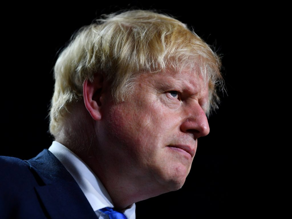 Boris Johnson: 1066 and all that