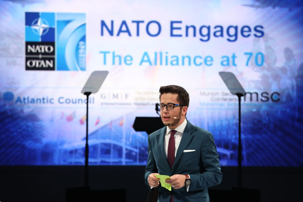 MLP at NATO Engages
