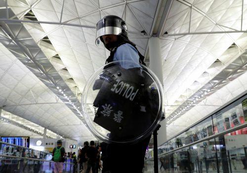 A potential path forward for Hong Kong?