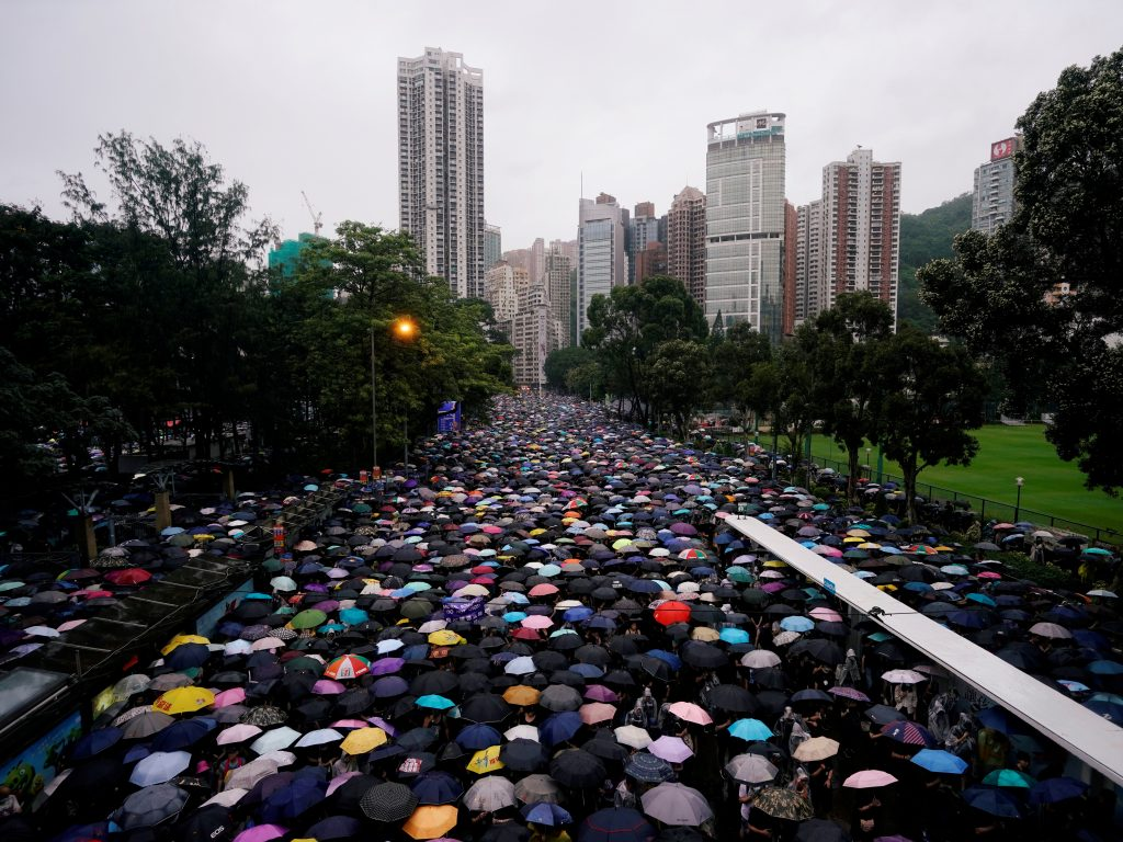 The financial implications of deploying sanctions in Hong Kong