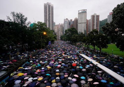 A potential path forward for Hong Kong?