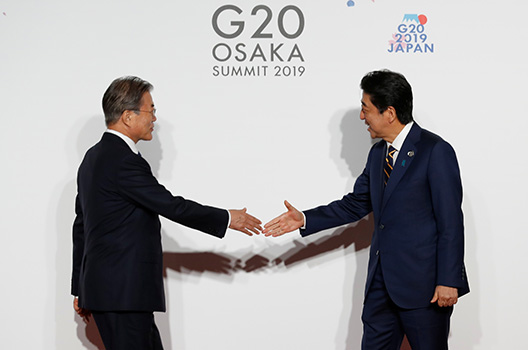 How to break the Japan-Korea impasse