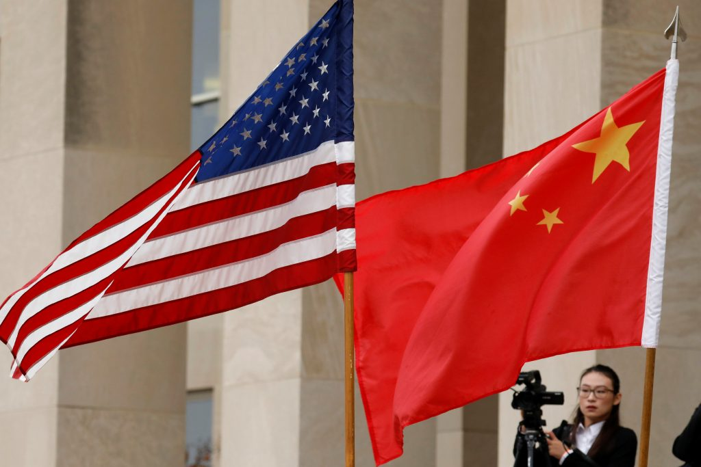 Beijing strikes back with more US tariffs