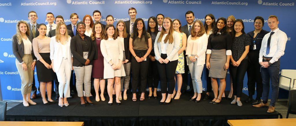 International Affairs Internships Summer 2020.Internships Atlantic Council