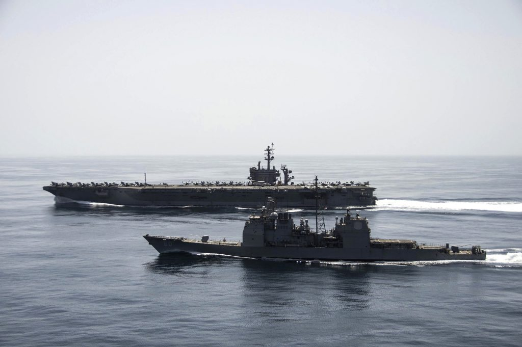 How to build a Gulf coalition to counter-Iranian regime aggression