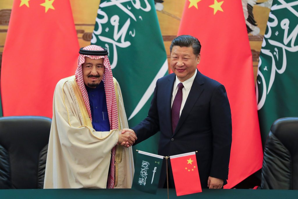 After Aramco attacks, China's Middle East interests are at stake