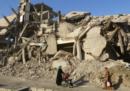 Syria: Is anything salvageable?