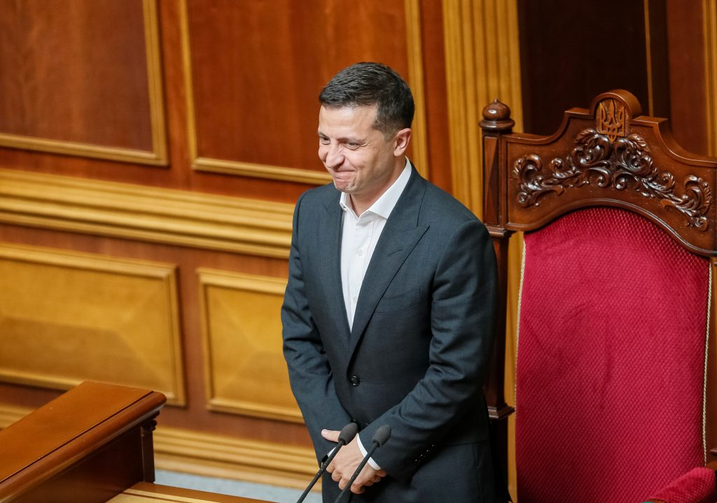 What Zelenskyy's perfect picture is missing