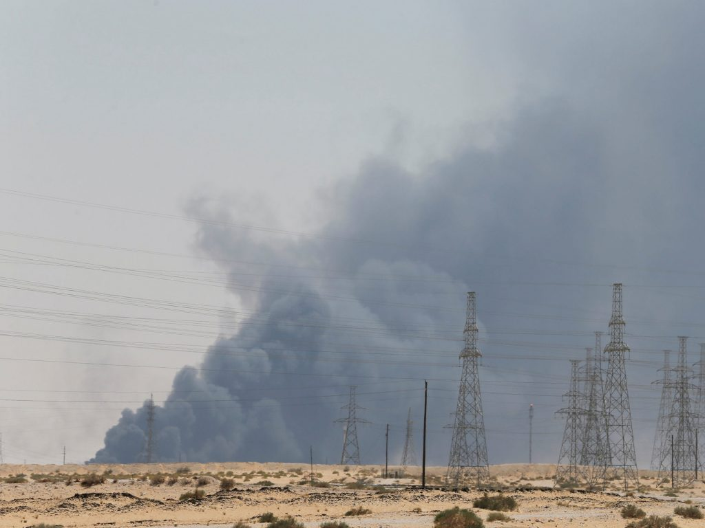 Press call: Expert analysis on the Saudi Aramco attack