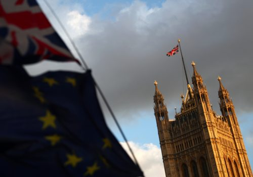 Westminster tries to rein Johnson in and avoid no-deal